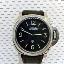Panerai Luminor Logo Pre Vendome Steel - 5218-201A