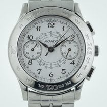 Movado Chronographe, 84.D2.880, Mens, Stainless Steel, Box,...