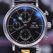 IWC Portofino Chronograph 41mm Automatic Iw3910-08 (mint)