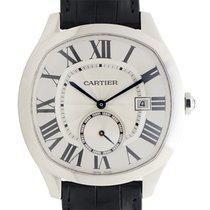 Cartier Drive De Cartier Stainless Steel Silver Automatic...