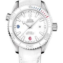 Omega Seamaster Planet Ocean Sochi Olympic Collection 522.33.3...