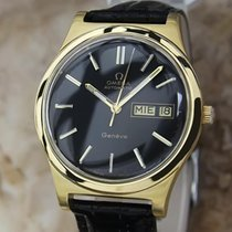 Omega Geneve Swiss Made Men's 36mm 1970s Vintage 1970s...