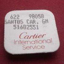 Cartier Krone Santos, achteckig Stahl, 51682551