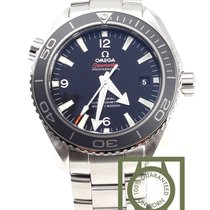 Omega Seamaster Planet Ocean 600m Co-Axial black dial 45.5mm NEW