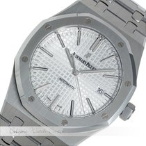 Οντμάρ Πιγκέ (Audemars Piguet) Royal Oak Stahl 15400St.OO.1220...