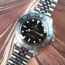 Rolex GMT-Master 1675 Gilt Tropical (Brown)
