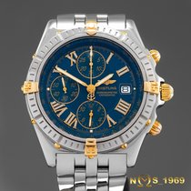 Breitling Crosswind  B 13355 Chronograph  43mm Box & Papers