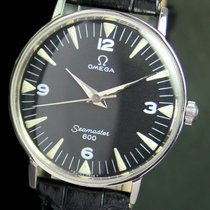 Omega Seamaster 600 Winding Steel Unisex Watch 136.019