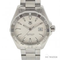 TAG Heuer タグ・ホイヤー (TAG Heuer) Aquaracer 300M  Stainless...