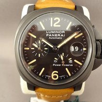 パネライ (Panerai) Panerai Luminor Power Reserve Black Pam385 /...