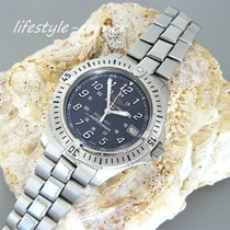 Breitling Colt Ocean mit Breitling Stahlband (Box & Papiere)