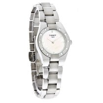 Tissot Glam Sport Ladies Diamond MOP Swiss Watch T043.010.61.1...