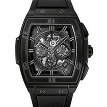 Hublot 601.CI.0110.RX Spirit of Big Bang All Black in Ceramic...