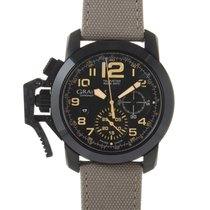 Graham Chronofighter Oversize Black Sahara 2CCAU.B02A.T13N