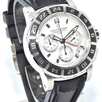 Carl F. Bucherer Carl F.  Patravi TravelGraph Automatic...
