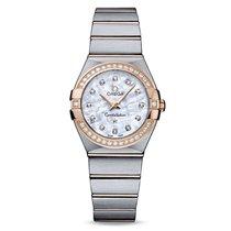 Omega Ladies 123.25.27.60.55.001 Constellation Watch