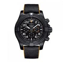 Breitling Avenger Hurricane Breightlight Automatic Black Dial...