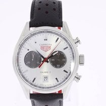 TAG Heuer Carrera Chronograph Jack Heuer limited Edition