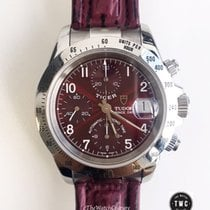 Tudor Tiger Prince Date Bordeaux Version 79280P