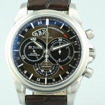 Omega DeVille GMT Chronoscope