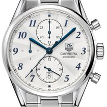 TAG Heuer Men's Carrera Calibre 16 Heritage Watch