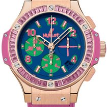 Hublot Big Bang Pop Art Yellow Gold Rose 341.VP.5199.LR.1933.P...