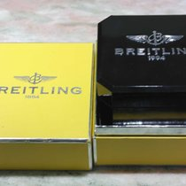 Breitling vintage bakelite certified watch box  very nice and...