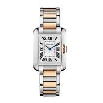 Cartier Tank Anglaise Quartz Ladies Watch Ref W5310036