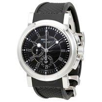 Breguet Marine 5823 Black Dial Chronograph Platinum Automatic...