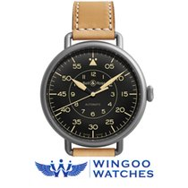 Bell & Ross VINTAGE WW1 HERITAGE Ref. BRWW192-HER/SCA