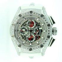 Cvstos Challenge-R 50 Chrono Stainless Steel & Diamond