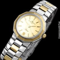 Baume & Mercier Ladies Riviera Two-Tone Watch - Stainless...
