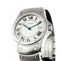 Cartier Santos Ronde Cougar Montre Automatic