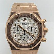 Audemars Piguet Royal Oak Chronograph KASPAROV 39MM ROSE GOLD...