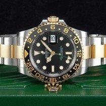 Rolex GMT-Master II Stahl/Gold/Keramik Referenz 116713LN aus ...
