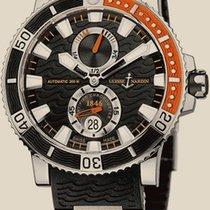 Ulysse Nardin Marine Collection Maxi Marine Diver Titanium