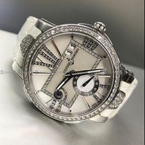 Ulysse Nardin - Dual Time 243-10 B/391 Diamond Bazel White...