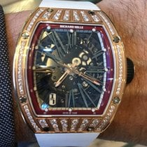 Richard Mille RM023 Rose Gold with Diamond