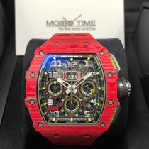 Richard Mille RM 11-03 Red Quartz TPT NTPT Annual Calendar...