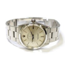 Rolex Oyster Perpetual 34mm Stainless Steel Ladies Watch 1002