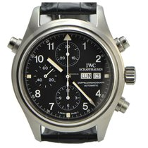 IWC Doppelchronograph Spitfire 3713