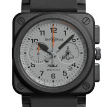 Bell & Ross BR 03 RAFALE Chronograph Limited Edition 50 / 500