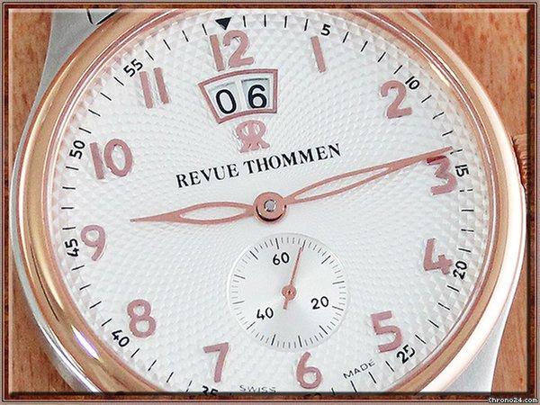 revue thommen airspeed xlarge big date Takovým exemplářem je právě testovaný model z kolekce airspeed line společnosti revue thommen hodinky & šperky airspeed xlarge big date s.