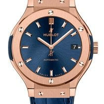 Hublot Classic Fusion Automatic 38mm Blue King Gold