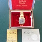 Omega CONSTELLATION - SOLID GOLD 18KT - NEW OLD STOCK