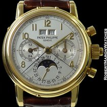 Patek Philippe 5004j 18k Perpetual Calendar Split-seconds...