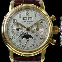 Patek Philippe 5004j 18k Perpetual Calendar Split-seconds...