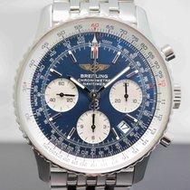 Breitling Navitimer Chronograph Steel Blue 42mm