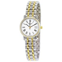 Tissot T-Classic Desire Two Tone Stainless Steel Ladies Watch...