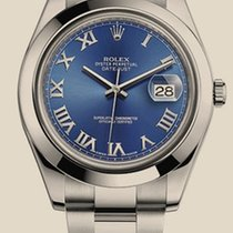 Rolex Datejust II 41mm Steel